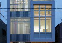 三宅建築設計事務所 きものあさ川 山梨県 鉄骨造 3階建