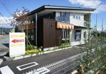 三宅建築設計事務所 みさき薬局赤坂台店 山梨県 木造 2階建
