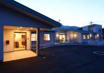 三宅建築設計事務所 グループホーム アルプスのなかまたち 山梨県 木造 平屋建