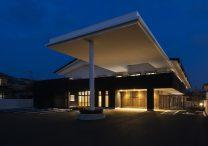 三宅建築設計事務所 特別養護老人ホ-ム WARAKU 山梨県 鉄骨造 2階建