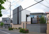 三宅建築設計事務所 藤崎邸 東京都 RC造 木造 地下1階 地上2建
